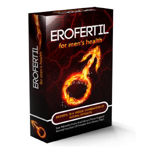 Quésaco Erofertil? Comment fonctionne un complément alimentaire pour une érection?
