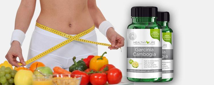 Essayez Healthy Life Garcinia qui ne contient que des ingrédients naturels!