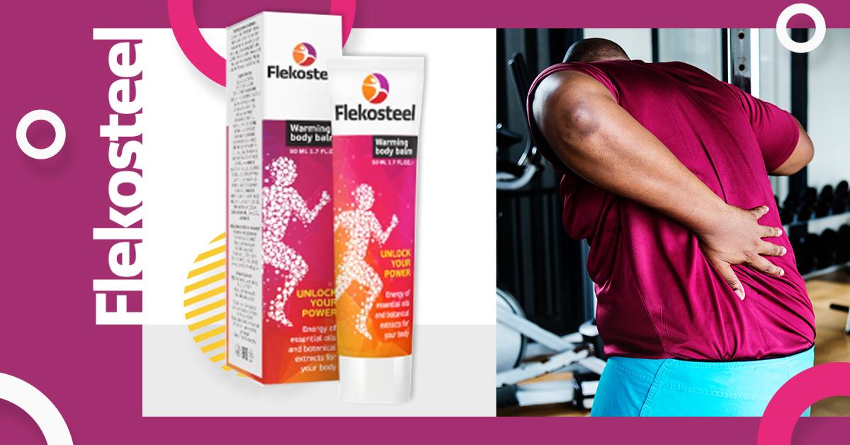 Essayez-le Flekosteel, qui ne contient que des ingrédients naturels!