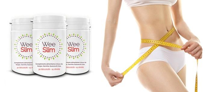Essayez-le Weeslim avis , qui ne contient que des ingrédients naturels!
