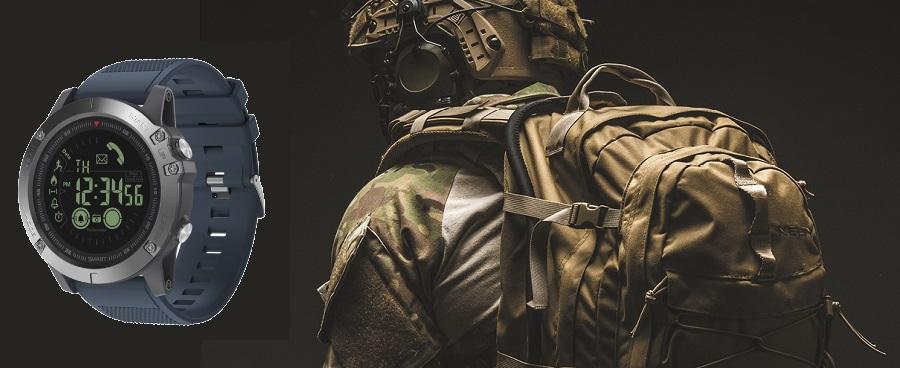 Applications et évaluations d'utilisateurs de Tactical Watch.