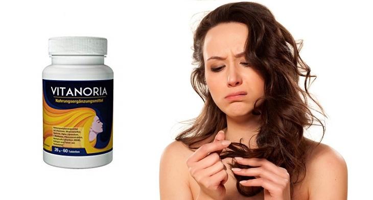 Essayez-le Vitanoria Hair, qui ne contient que des ingrédients naturels!