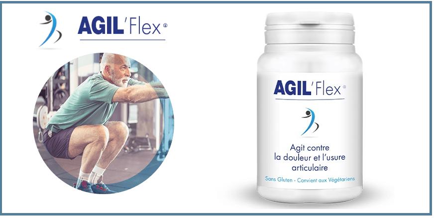 Agil Flex : effets du produit pour lutter contre les douleurs