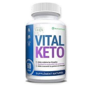 Qu'est-ce Vital Keto en pharmacie, que c'est-quelle action a-t-il?