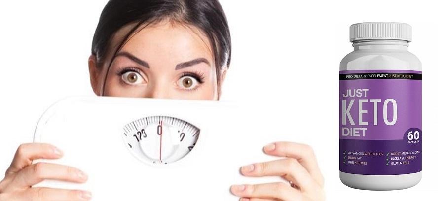 Essayez-le Just Keto Diet prix qui ne contient que des ingrédients naturels!