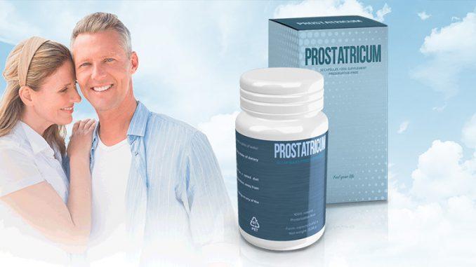 Essayez-le Prostatricum, qui ne contient que des ingrédients naturels!