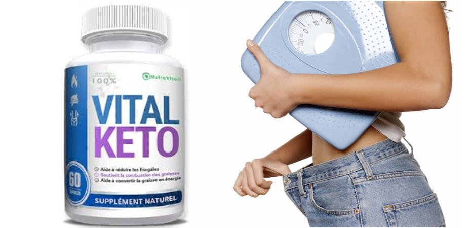 Qu'est-ce que ça coûte Vital Keto en pharmacie?