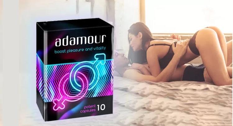 Ou le Adamour ne contient-il que des ingrédients naturels?