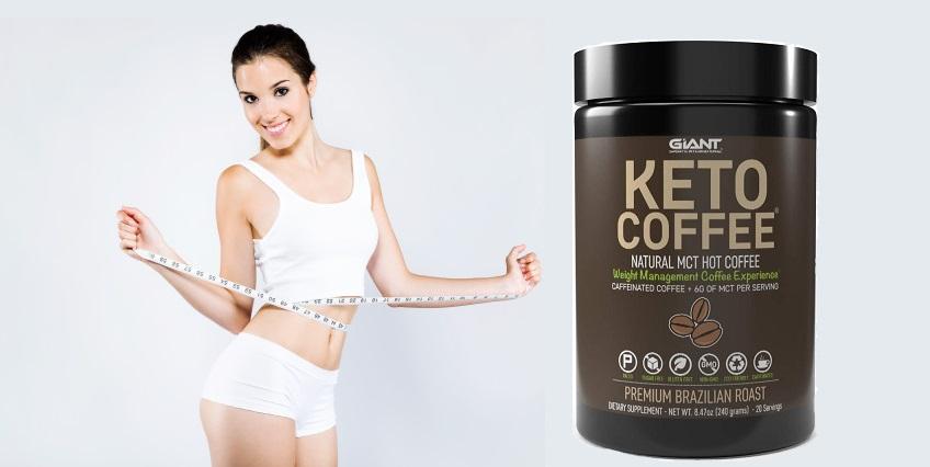Keto Coffee - ingrédients naturels. Effets d'application