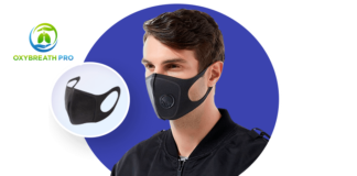 OXYBREATH PRO MASK - prix, action, rétroaction, test. Comment commander?