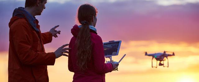 Applications et évaluations d'utilisateurs de Explore Air Drone.