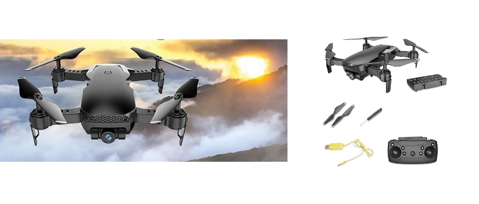 Paramètres techniques du Explore Air Drone.