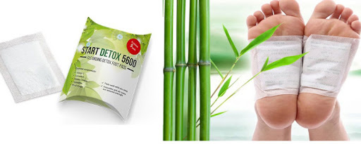 Start Detox 5600 - des ingrédients naturels et sûrs