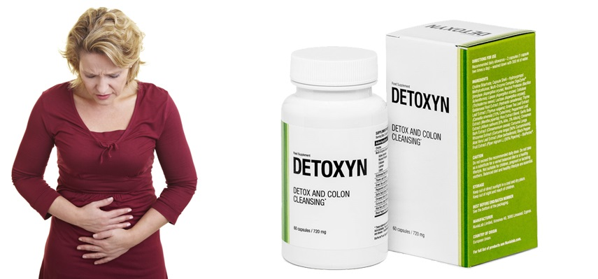 Detoxyn - des ingrédients naturels et sûrs